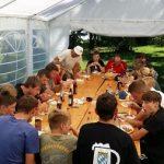 Jugendzeltlager 2017 Anglerfreunde Untertraubenbach 10
